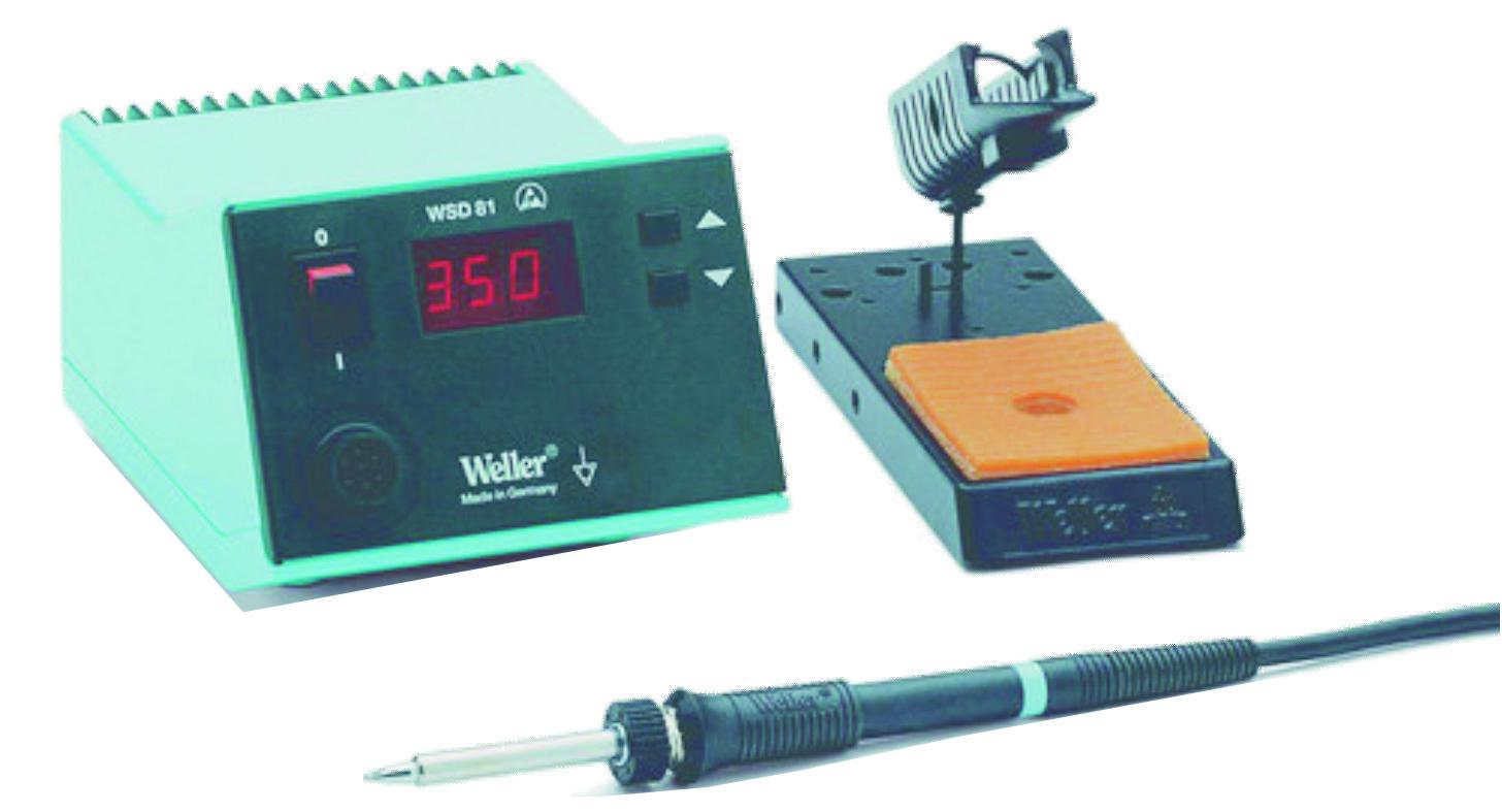 Weller soldering station