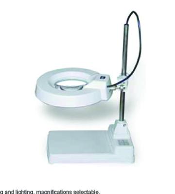 illuminated magnifiers