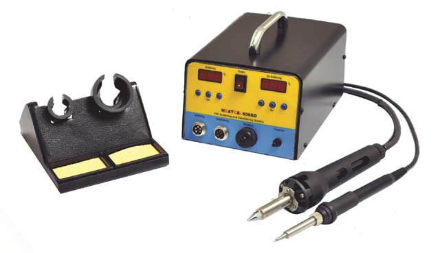 Digital PTH Soldering and Desoldering Station