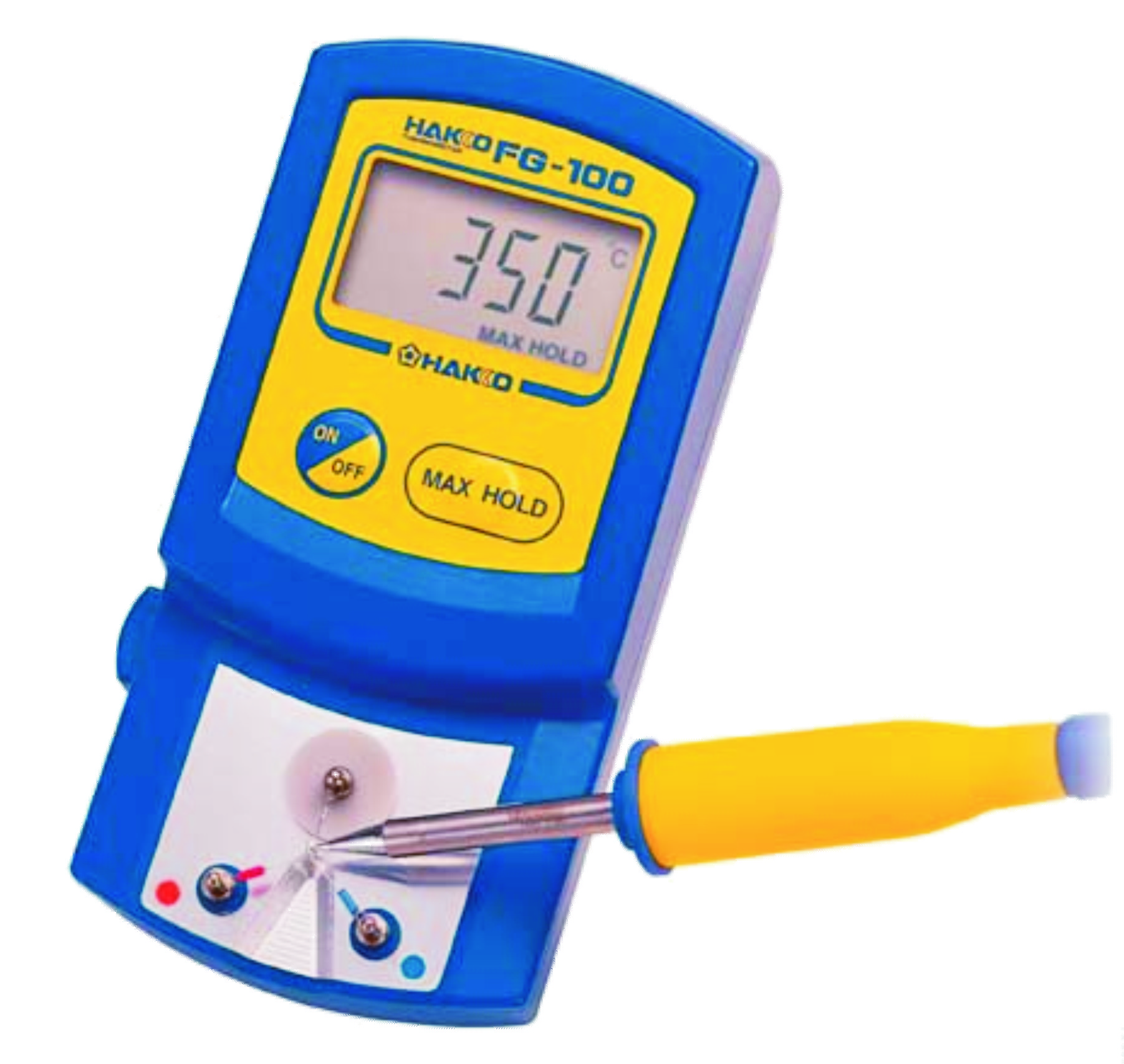 Tip Thermometer Solder Iron Tip Digital Tester