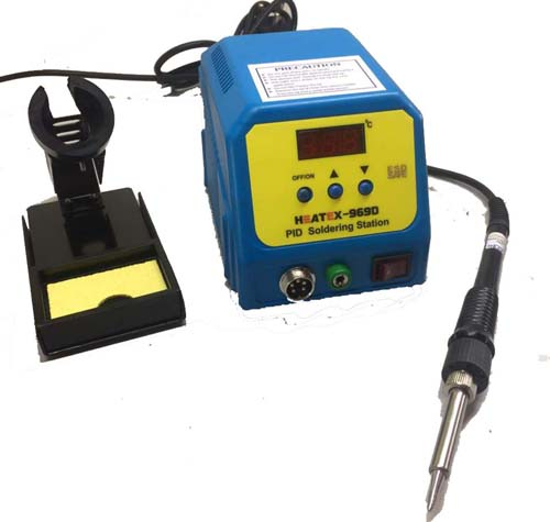 ESD SAFE Digital Soldering station